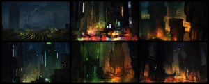 f-a-herold-scifi-sketches